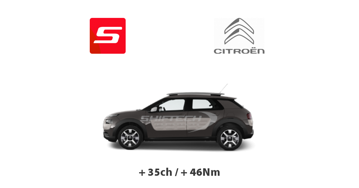 reprogrammation moteur citroen c4 cactus 2014 1 6 bluehdi 100ch. Black Bedroom Furniture Sets. Home Design Ideas