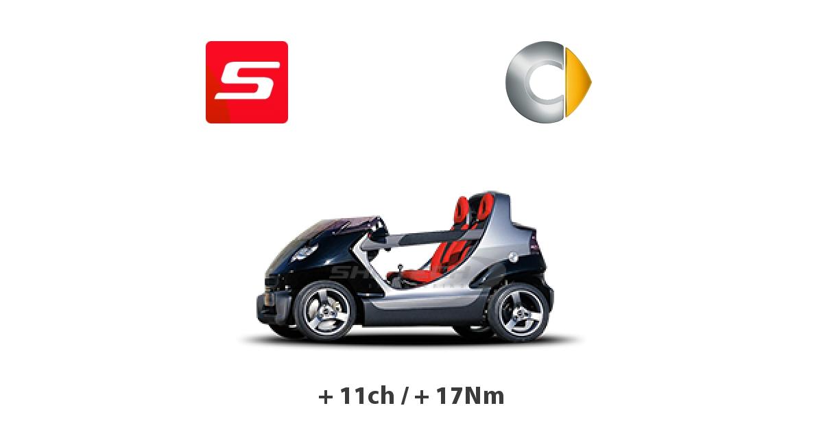 reprogrammation moteur smart crossblade 2002 71ch. Black Bedroom Furniture Sets. Home Design Ideas