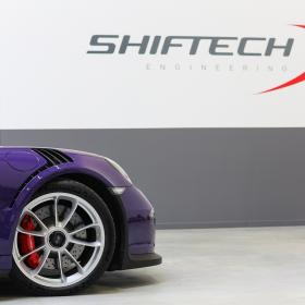porsche 991 gt3 rs by shiftech ipe full exhaust. Black Bedroom Furniture Sets. Home Design Ideas