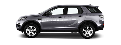 Illustration Discovery Sport