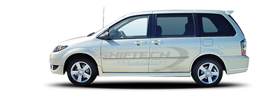 Illustration Mazda MPV