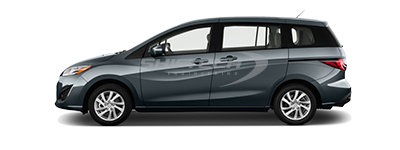Illustration Mazda 5