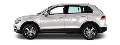 Illustration Tiguan