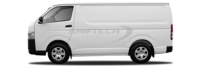 Illustration HiAce
