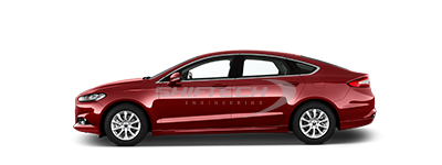 Illustration Mondeo