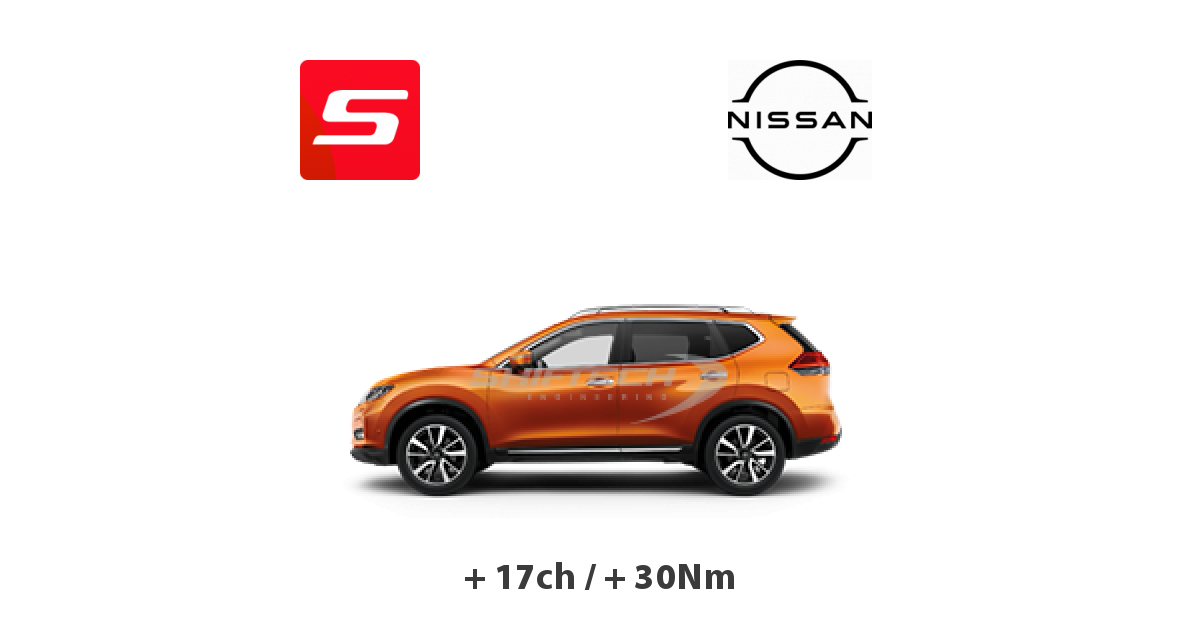 reprogrammation moteur nissan x trail 2017 1 6 dig t 163ch belgique. Black Bedroom Furniture Sets. Home Design Ideas