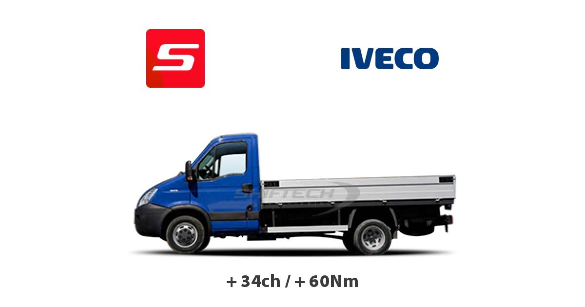 reprogrammation moteur iveco daily 2007 3 0 hpi 166ch belgique. Black Bedroom Furniture Sets. Home Design Ideas