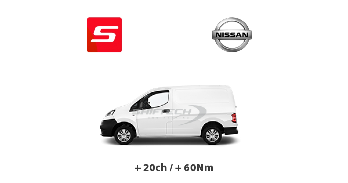 reprogrammation moteur nissan nv 200 2009 1 5 dci 110ch belgique. Black Bedroom Furniture Sets. Home Design Ideas