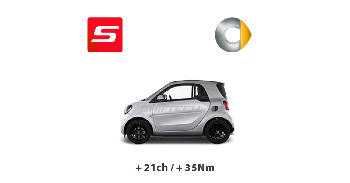 reprogrammation moteur smart fortwo 2000 0 8 cdi 45ch tours. Black Bedroom Furniture Sets. Home Design Ideas