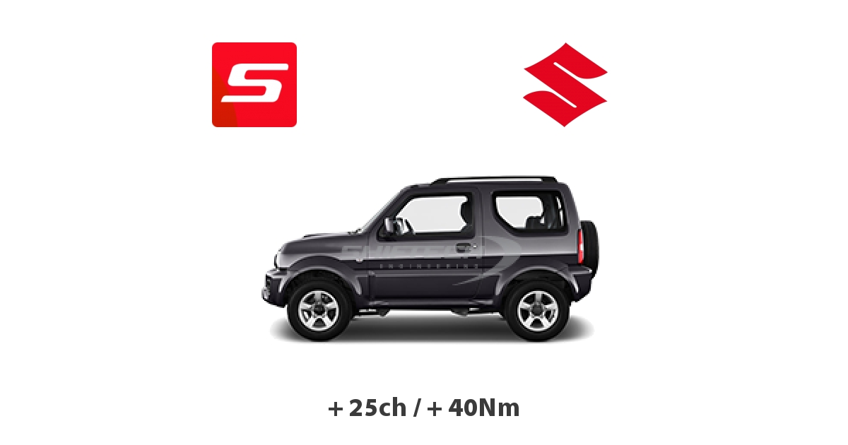 reprogrammation moteur suzuki jimny 2006 1 5 dci 65ch belgique. Black Bedroom Furniture Sets. Home Design Ideas