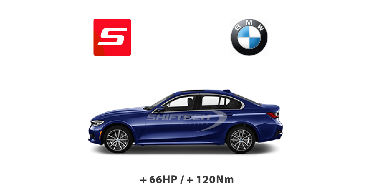 Chiptuning BMW 3-serie 2019 - G20-G21 20i (2 0T) EU6d 184HP
