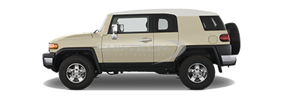 Illustration FJ Cruiser